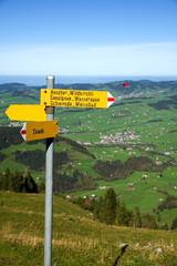 Ebenalp - Alpstein - Alpen - Schweiz