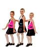 Junior Girls Tap Dance Group