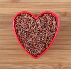 I love red rice