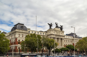 Ministry of Agriculture Building, Madrid