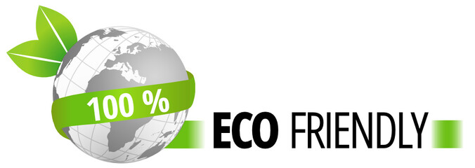 100 % Eco friendly