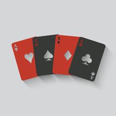 aces card set
