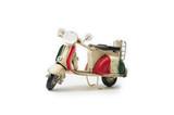 Handmade Vespa Moped 01