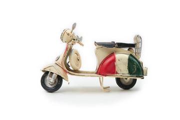 03 Handmade Italian Moped