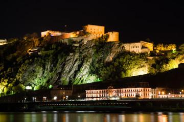 Festung Ehrenbreitstein, Koblenz, Deutschland
