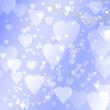 Bokeh - Herzen