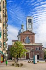 Italia, Sesto San Giovanni, basilica di Santo Stefano