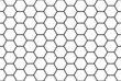Abstract honeycomb seamless pattern - 71909679