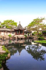 Garden of Fisherman in Suzhou, China