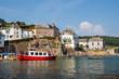 Leinwanddruck Bild - Cawsand Cornwall