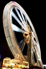 Frris wheel at Hamburger Dom