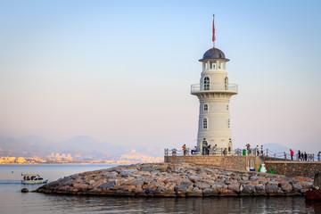 Turkish lantern in Alanya