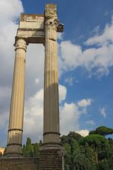 Temple d'Apollon Sosianus à Rome - Italie