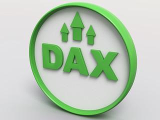 DAX 3D Button Concept IV