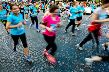 Running compétition
