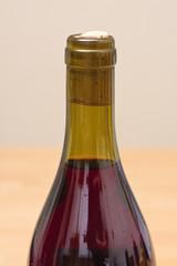 Wine bottle top