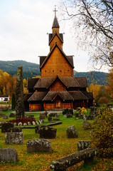 Stave Church in Norway