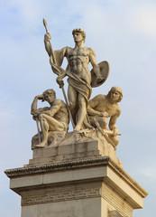 La Force - Monument Victor Emmanuel II à Rome