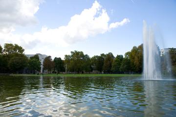 Eckensee - Schlossgarten in Stuttgart