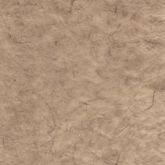 Handmade paper with fibers texture