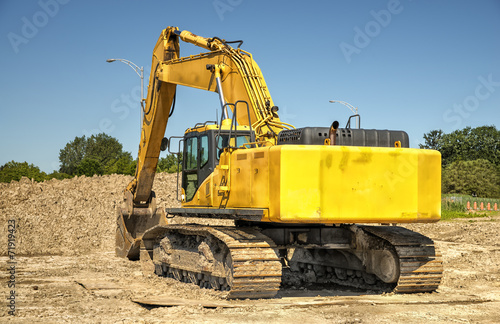 Excavator - 71919423