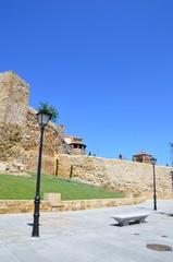 Centre ville de Salamanca, ancienne muraille