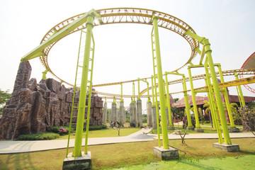 Siam park city, Suan Siam, Bangkok Thailand