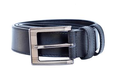 Gentlemen leather belt