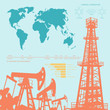 Oil infographics. - 71924240