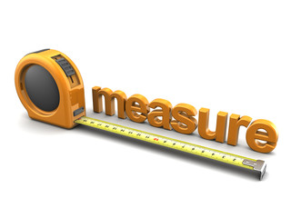 text measure