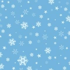 Schneefall Hintergrund Snowfall background Wallpaper