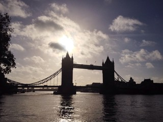 Tower Bridge am Morgen