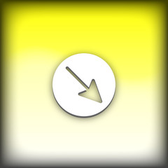 bouton web bas droite