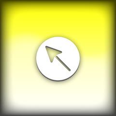 bouton web haut gauche
