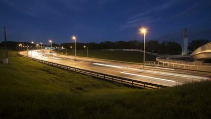 Autobahn timelapse_03