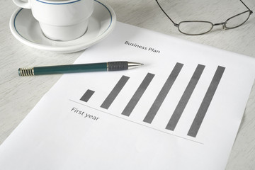 Business plan strategy, free copy space