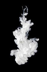 White Swirl