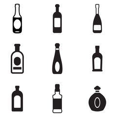 Bottle Icons