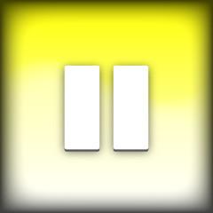bouton web pause