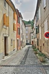 Rue de Rennes-les-bains,Corbières