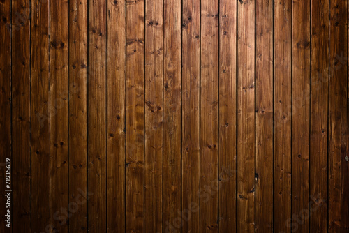 Tuinposter Hout Brown Wood Texture
