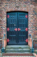 Dormagen - Tür zu St.Michael