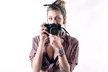 A special photographer