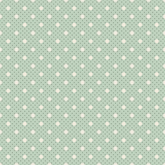 Vector Background # Polka Dot Pattern, Limegreen