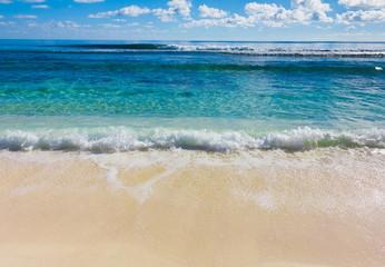 Splashing Sea Tide