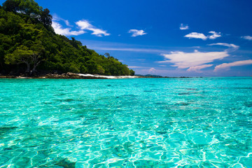 Remote Resort In a Blue Heaven