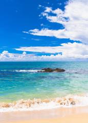 Heavenly Blue White Sand