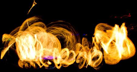 Gasoline Dance Burning Man