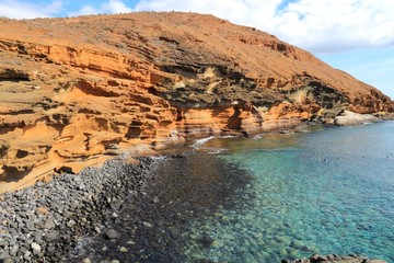 Tenerife, Canary Islands - Playa Amarillo
