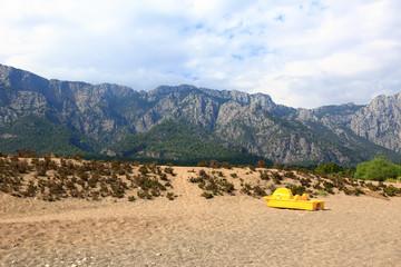 Kumsal ve Dağlar